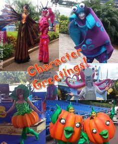 A look at some of the fun during SeaWorld Spooktacular