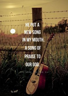 The Word For The Day quotes, praise and worship, christian quotes, bible verse, guitar