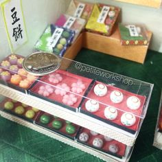 Here's a close up on our Japanese Sweets store!