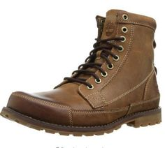 This Urban Eco Boots know as These Forest Earthkeepers Original Leather, as with all Forest boots this city Eco boots will certainly support your feet, but most importantly they support the Earth by utilizing just natural material along with complying recyclable such as plastic bottles, leather Laces, and Rubber to produce a lightweight flexible boot that is water proof and terrific for everyday use.