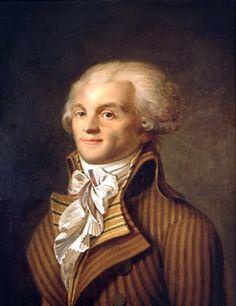 Robispierre... sábio ou sabichão?