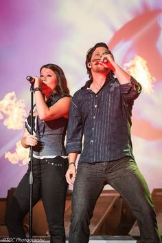 It's a brother and a sister kind of thang - me and my gang! @the_haygoods @cat_haygood #exploreBranson