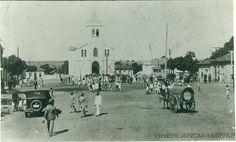 Igreja do Rosário, construída no início dos anos de 1930.