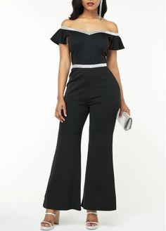 bc56f83575e4d9 11 Best Cocktail jumpsuit images in 2018   Formal dresses, Prom ...