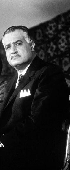 الزعيم جمال عبد الناصر الغائب الحاضر