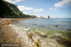 Playa del Silencio, Castañeras (Cudillero, Asturias) - Sitios de España