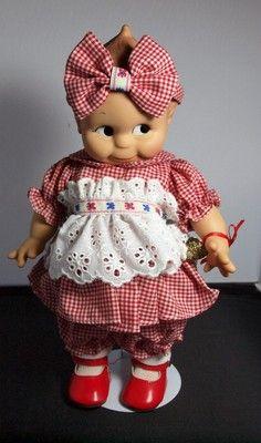 love this little Kewpie doll