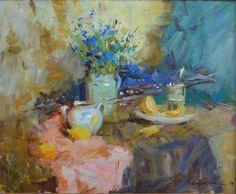 Sergey Kodratyuk, Modern Impressionist. Represented by Gallery France.
