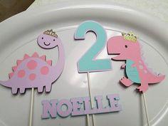 2 Birthday, Dinosaur Birthday Party, Happy Birthday Banners, 2nd Birthday Parties, Birthday Ideas, Girl Dinosaur, Dinosaur Cake, Transportation Birthday, Its A Boy Banner