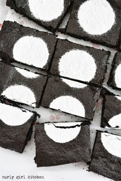 perfect fudge brownies