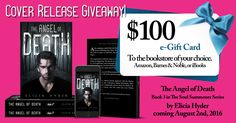 Enter to Win a $100 Gift Card from bestselling Author Elicia Hyder