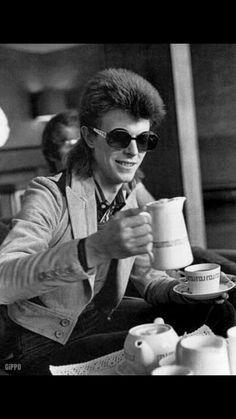 Coffee David Bowie