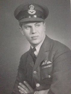 'Flight lieutenant George Beurling Canadian fighter pilot , he served in RAF squadron and RCAF squadron .He was able to see and identify aircraft in the air long before his squadron mates could, he was obsessed with gunnery and low flying. His eye sight was phenomenal.