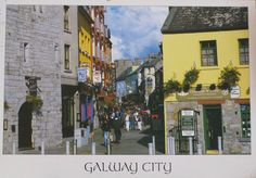 CITY OF GALWAY IN GALWAY COUNTRY