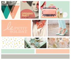 Mood Board by POLKA DOTTED PIXELS
