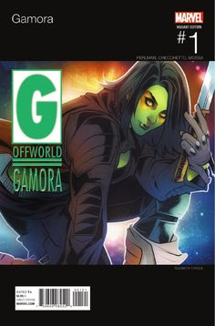 Story: Nicole Perlman Art: Marco Checchetto Cover: Esad Ribic Publisher: Marvel Publication Date: December 7th, 2016 Price: $3.99  Before the Guardians…there was Gamora! From screenwriter Nicole Perlman-co-writer of the Guardians of the Galaxy screenplay-and Marvel superstar artist Marco Checchetto comes a killer new ongoing series! Once upon a time she was Thanos' heartless pet …