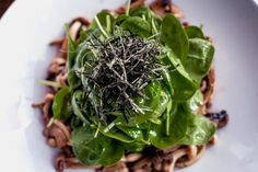 Μια βαρετή τέταρτη μπορεί να εξελιχθεί σε ένα ταξίδι γεύσεων στο Origami Sushi Bar  #shushi #shushilover #origamishushibar  Origami Sushi Bar -The Perfect Place to Be Mαρίνα φλοίσβου  Κτίριο 6  Παλαιό Φάληρο Tηλέφωνο κρατήσεων 21 0982 2220 info@maremarina.gr - Seaweed Salad, Spinach, Origami, Vegetables, Ethnic Recipes, Food, Essen, Origami Paper, Vegetable Recipes