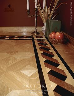 On pinterest for Hardwood floor designs borders