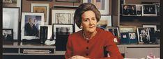 Η Κάθριν Γκράχαμ της Washington Post έγινε μία από τις ισχυρότερες κυρίες του Τύπου
