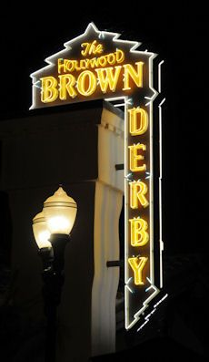 Hollywood Brown Derby, Hollywood Studios - Photo taken by Michael Bugg.  I had a delicious Cobb salad there, and one of the best desserts at Walt Disney World--grapefruit cake.