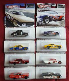 Hot Wheels Konvolut 2012 Racing Stock Car Muscle Car Chevy Merc Plymouth Ford  | eBay