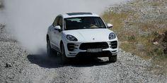 Porsche Macan Turbo: Review
