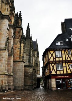 Vannes. Bretagne France
