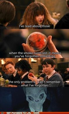 What's the piont of this? It's just a scene from Harry potter.<< The point is that's it's awesome.