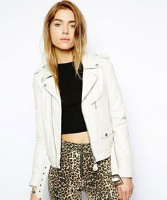LEATHER JACKET - by SCHOTT NYC