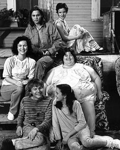 What's Eating GIlbert Grape (1993), one of the greatest movies of all times! :)
