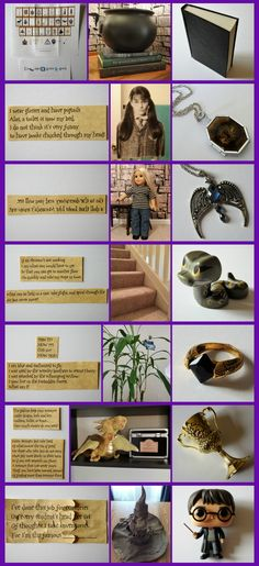 Harry Potter Inspired Activity: Horcrux Hunt with Clues