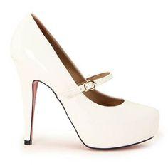 Sapato Boneca Feminino Lara - Branco - Sapato Boneca Feminino Lara - Branco  Descricao  Sapato Boneca Lara 1330134 598d7b668f924