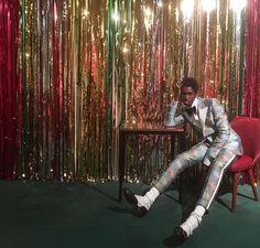 - Gucci Disco - Trending Gucci Disco for sales. Afro Punk, Odette Et Lulu, Look Disco, Gucci Disco, Gucci Campaign, Foto Fantasy, Studio 54, Disco Party, Mode Editorials