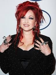 Image result for cyndi lauper 2015