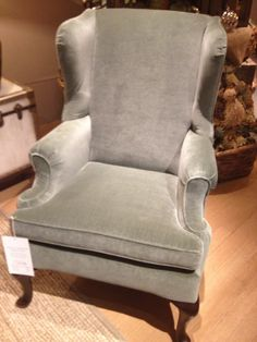 Pottery Barn Gramercy Upholstered Chair