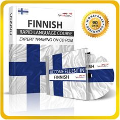 Finnish Language Learn To Speak Course Easy Home Learning Study Audio Mp3