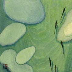 Tsuzen Nakajima on Pinterest | Asian Art, Japanese Art and Artists