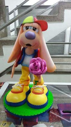 Cão paquerador