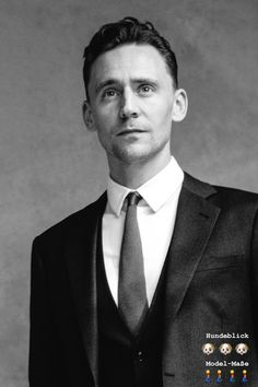 Tom Hiddleston im GLAMOUR-Rating // Foto © Getty Images