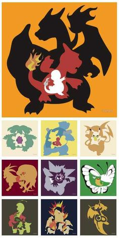 Pokemon evolutions -Someone do this with eevee! Pokemon Show, Pokemon Pins, All Pokemon, Pokemon Fan Art, Pokemon Faces, Nintendo Pokemon, Dc Anime, Anime Art, Minions