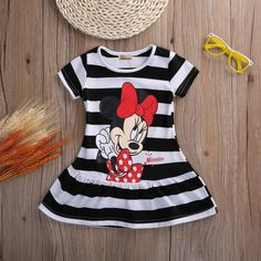 Cheap girls dress, Buy Quality cute child directly from China girl dress clothes Suppliers: Cute Children Kids Baby Girls Dresses Clothes Child Cartoon Summer Mini Short Dress Kid Enfant Garments Clothing Kids Summer Dresses, Girls Dresses, Party Dresses, Dress Summer, Toddler Outfits, Boy Outfits, Cartoon Outfits, Short Mini Dress, Stylish Kids