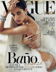 Vogue Espana - Vogue España Joyas December 2014 Cover