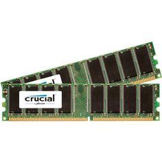Crucial 2GB Kit