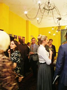 Yesterday we attended the Soho Journal launch party. What an amazing night!    https://www.facebook.com/LDGestateagents/posts/914311921960648