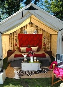 outdoor bedroom on pinterest reading corners gardens and places