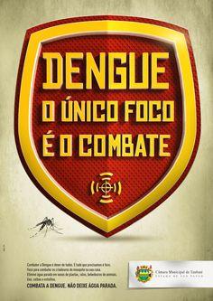 Campanha Contra a Dengue - 2015   Câmara de Taubaté