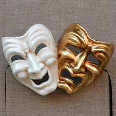 Commedia dell'Arte. Masks by Ca' Macana.