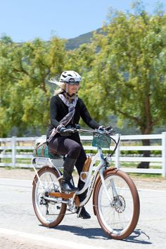 For many of us, our e-bikes are a source of exercise, relaxation, and fun. But for others e-bikes have become a life essential.