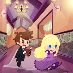 Dipper and Pacifica
