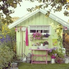 Cute summer house